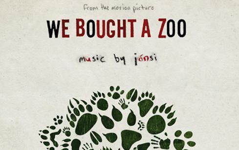 We Bought A Zoo Album-Artwork von Jonsi