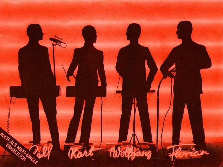 Kraftwerk - Techno Pop