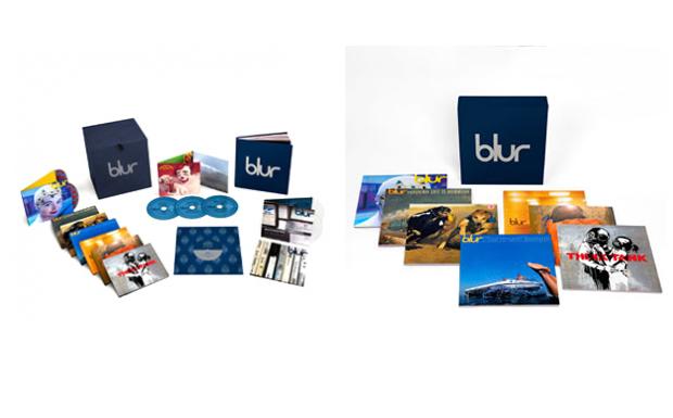 Das Blur-Boxset '21'