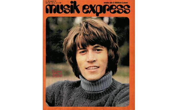 Musikexpress –August 1969