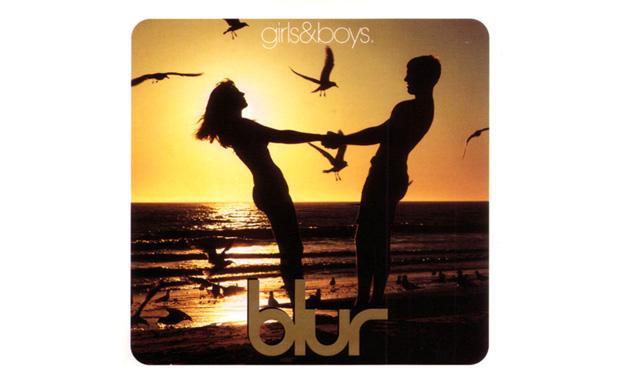 Blur - Girls & Boys (EMI)