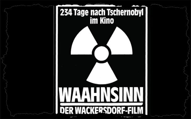 WAAhnsinn-Filmplakat