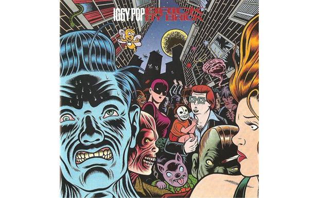 Im August 1990 schreibt Teddy Hoersch: 'Brick By Brick wurde von Don Was produziert, der [...} bis heute ein vehementer Stoog