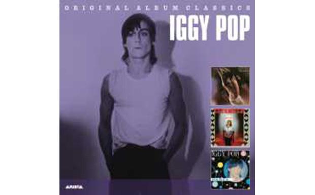 November 2000: 'Dank Mentor David Bowie nach schwerer Heroinsucht (musikalisch) wieder auf die Beine gekommen, musste Iggy Po