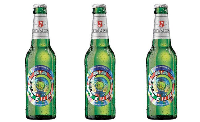 Beck's Limited Art Flaschen 2012