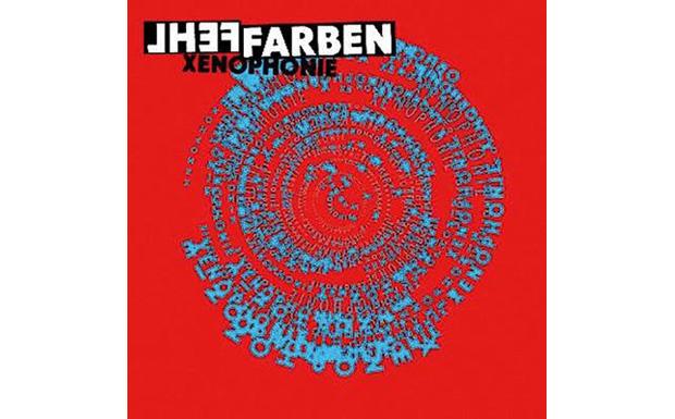 'Xenophonie' von  Fehlfarben erscheint am 18.05.