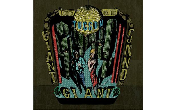 'Tucson' von Giant Giant Sand erscheint am 15. Juni
