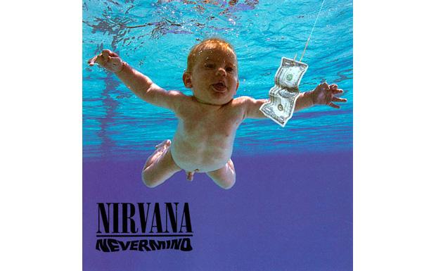 'Nirvana:- Nevermind'