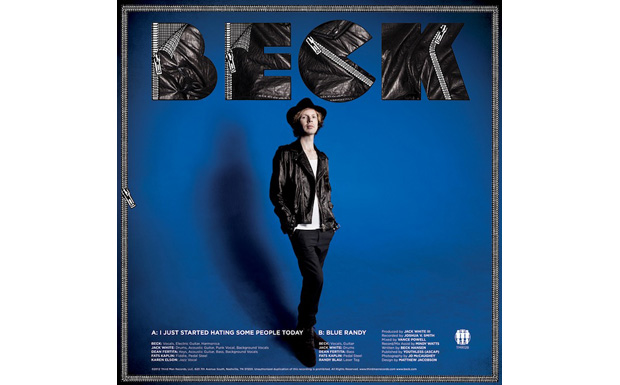 Beck - 'I Just Started Hating Some People Today'