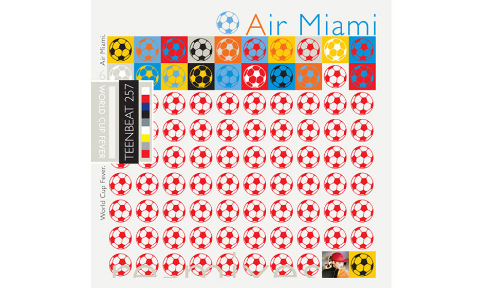 """1. Air Miami """"World Cup Fever"""" (1995)"""