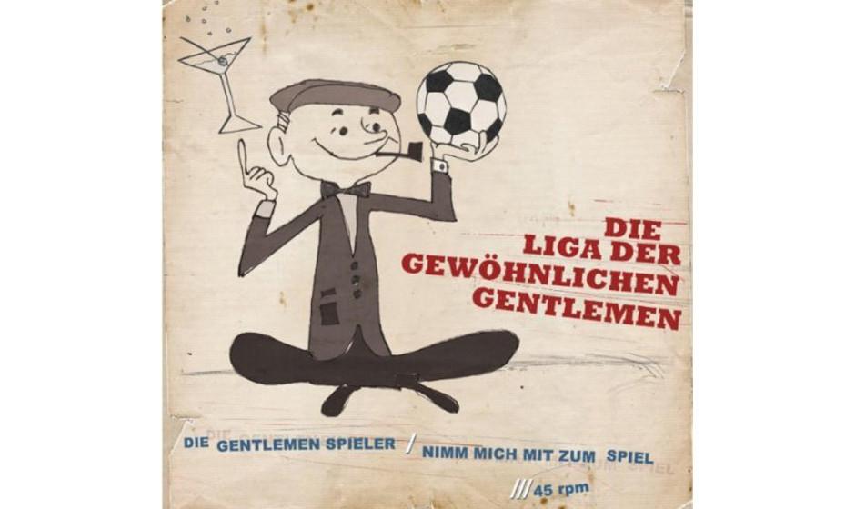"""9. Die Liga der gewöhnlichen Gentlemen """"Die Gentlemen-Spieler"""" (2012)"""