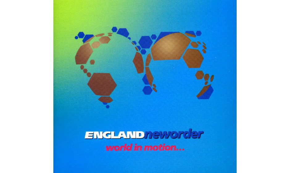 """4. New Order """"World In Motion"""" (1990)"""