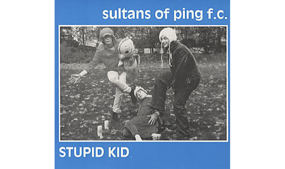 """6. Sultans Of Ping FC """"Give Him A Ball (And A Yard Of Grass)"""" (1993)"""