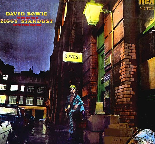 David Bowie - Ziggy Stardust – 40th Anniversary Edition