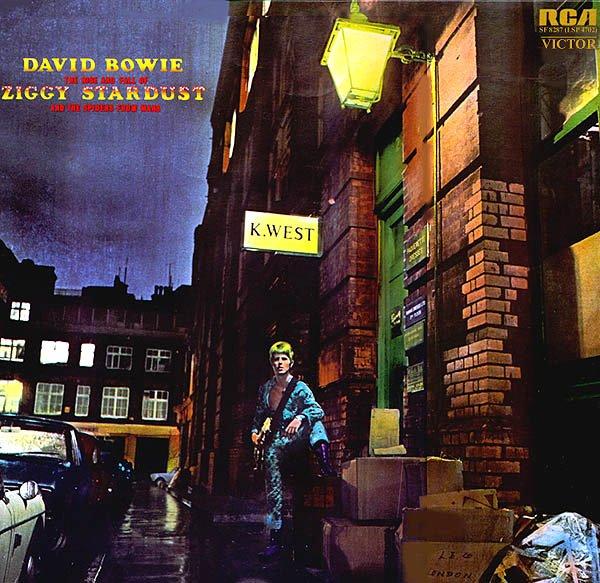 David Bowie - Ziggy Stardust –40th Anniversary Edition