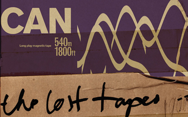 Album Cover: Can - The Lost Tapes