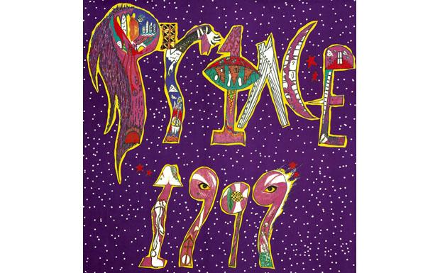 Besser als alles auf '1999': Prince am Klavier, wahrscheinlich in einem dunklen Raum, auf jedem Fall mit viel Hall. Selten kl