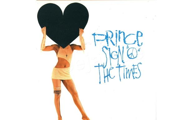 Prince –Sign 'O' The Times