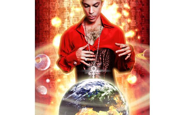 In seinen besten Gitarrensoli gelingt es Prince seine Gitarre so klingen zu lassen, als werfe er eine Motorsäge an. Hier il