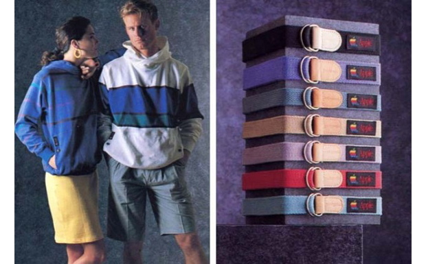 Apple Clothing Collection 1986