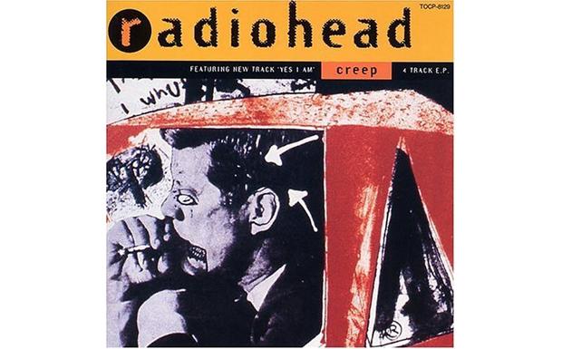 19. Creep (aus 'Pablo Honey', 1993): Segen und Fluch: Von 1998 bis 2001 hatte die Band ihren Durchbruchssong so satt, dass si