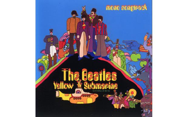 """Ziemlich gut versteckt auf dem Soundtrack zu """"Yellow Submarine"""": Erfrischend direkt lospolternder Piano-Rock, gewiss kein"""