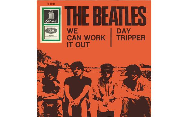 Zwei Herzen im Dreivierteltakt: McCartneys Strophen und Lennons Zwischenspiele mitsamt Walzer-Auflösung sorgen für gut abge