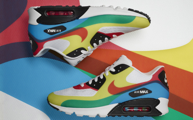 1. Nike - What the Max Olympic