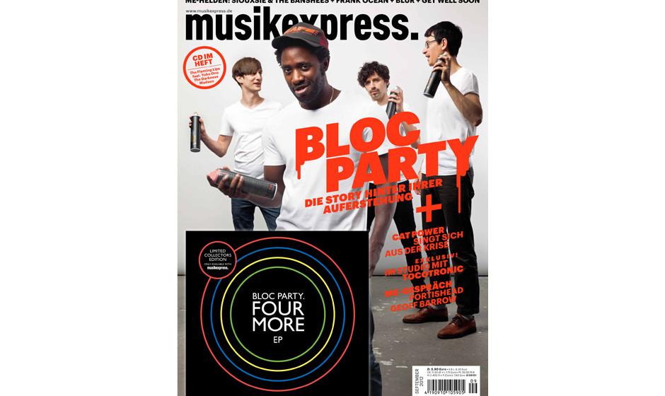 Musikexpress-Ausgabe 9 /2012