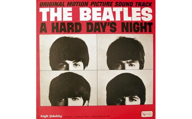 18.  A Hard Day's Night