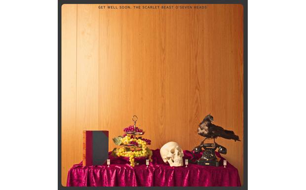 Get Well Soon - 'The Scarlet Beast O'Seven Heads - La Bestia Scarlatta Con Sette Teste'