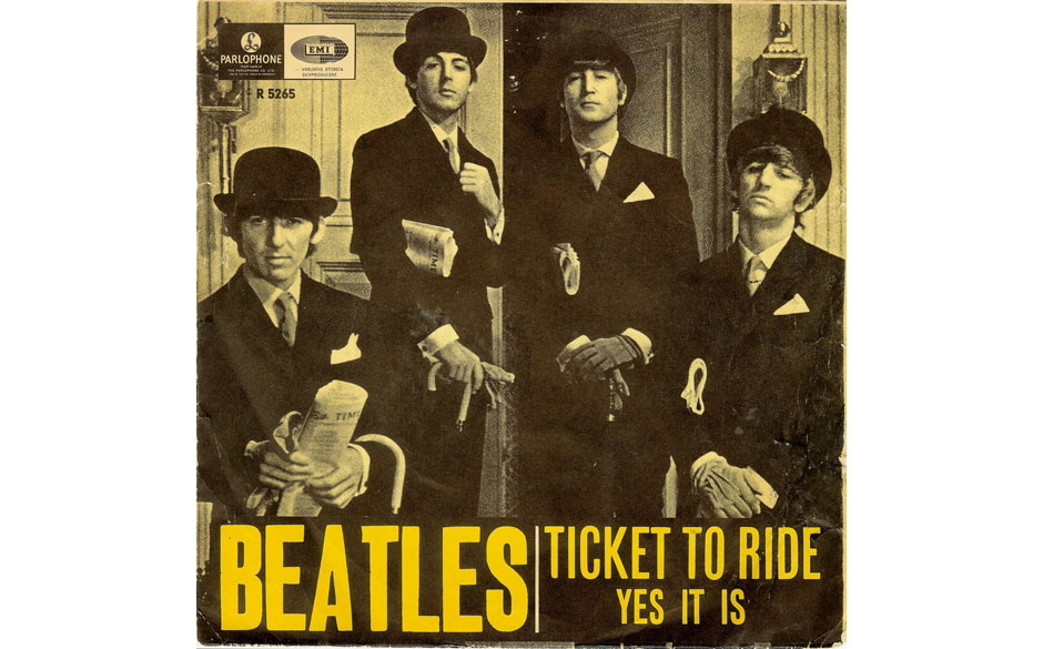 38. Ticket To Ride