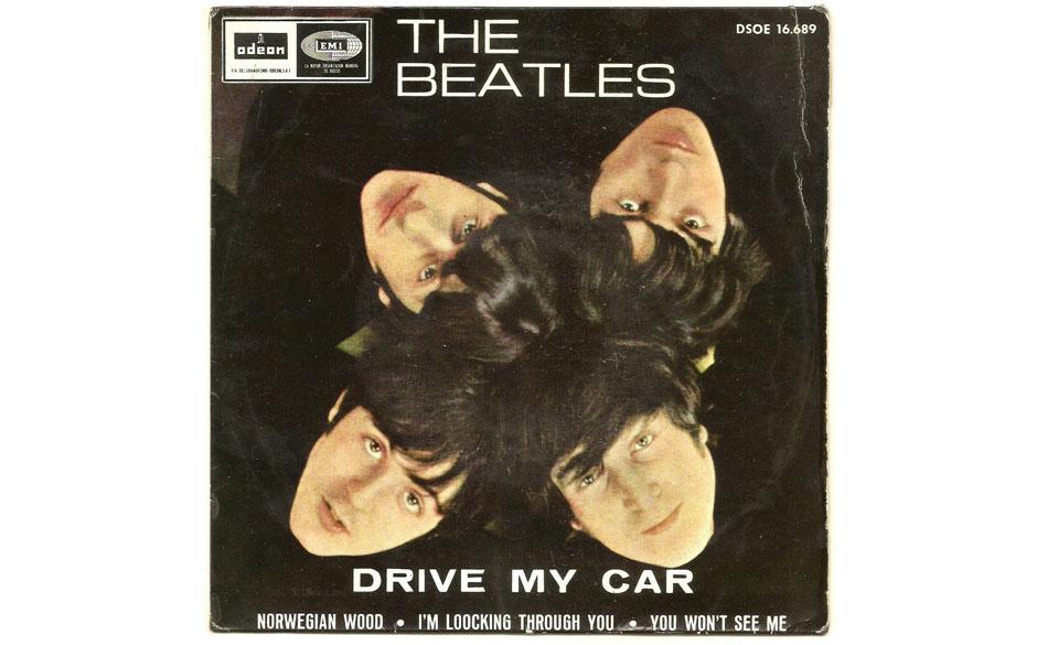 25. Drive My Car