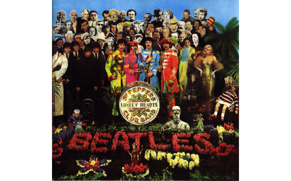 32. Sgt. Peppers's Lonely Hearts Club Band