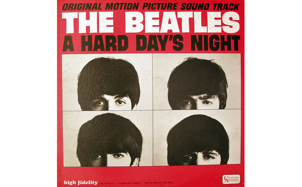18. A Hard Day's Night
