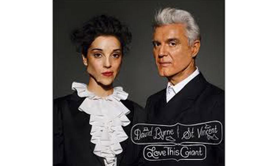 David Byrne & St. Vincent 'Love This Giant'