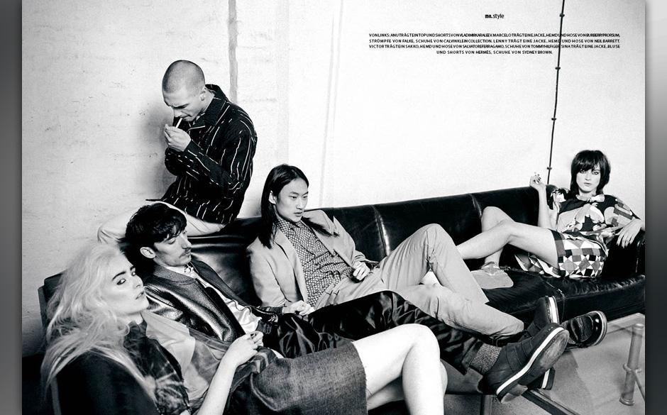 Factory-Foto-Strecke: Andy Warhols Arbeitsumfeld