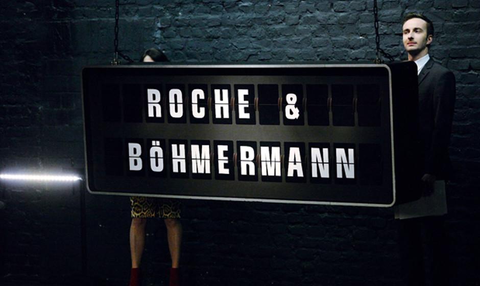 Roche. & Böhmermann