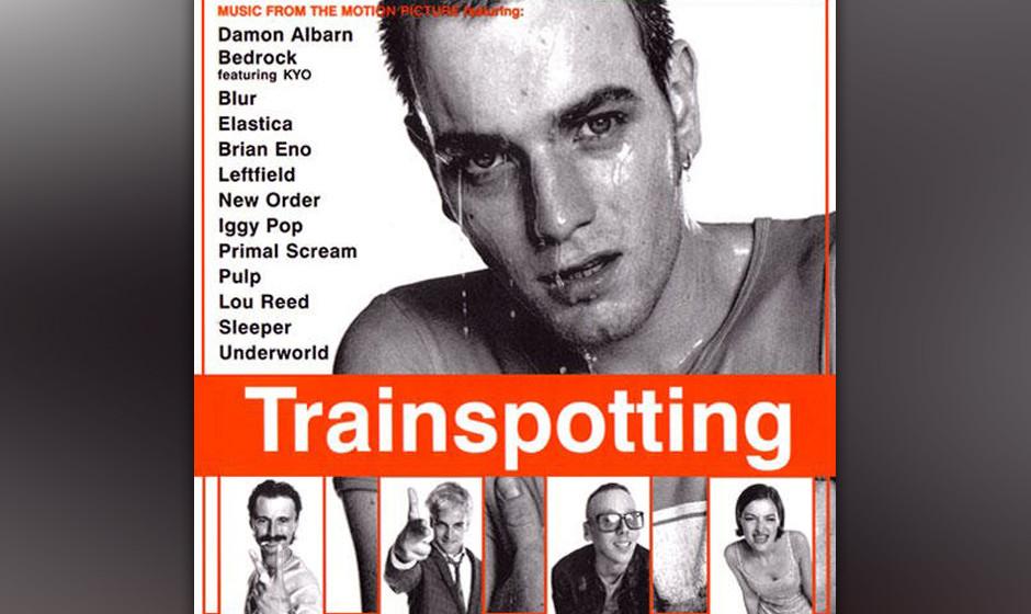 Platz 3: V.A.: 'Trainspotting'