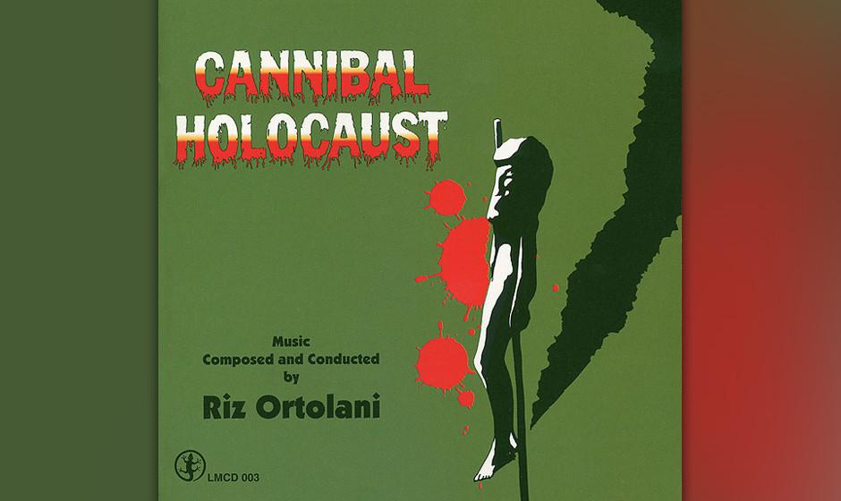 "Platz 2: Riz Ortolani: ""Cannibal Holocaust"""
