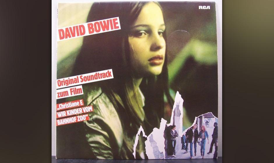 Platz 4: David Bowie - Wir Kinder vom Bahnhof Zoo