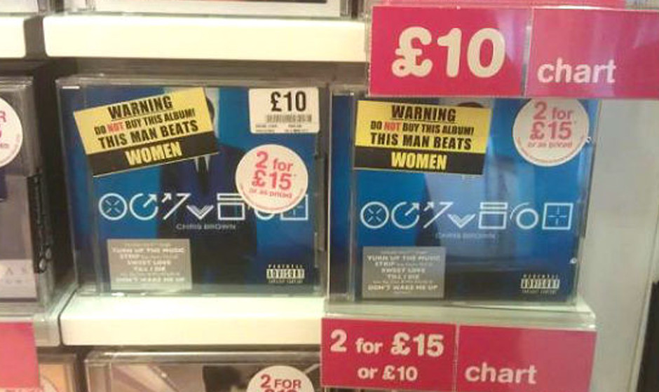 Chris Browns Album 'Fortune'