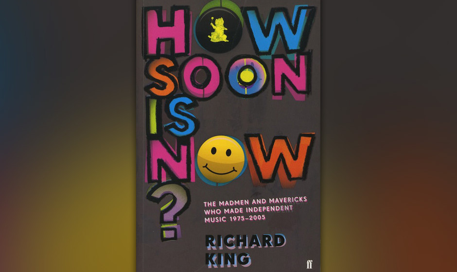 Richard King 'How Soon Is Now?'