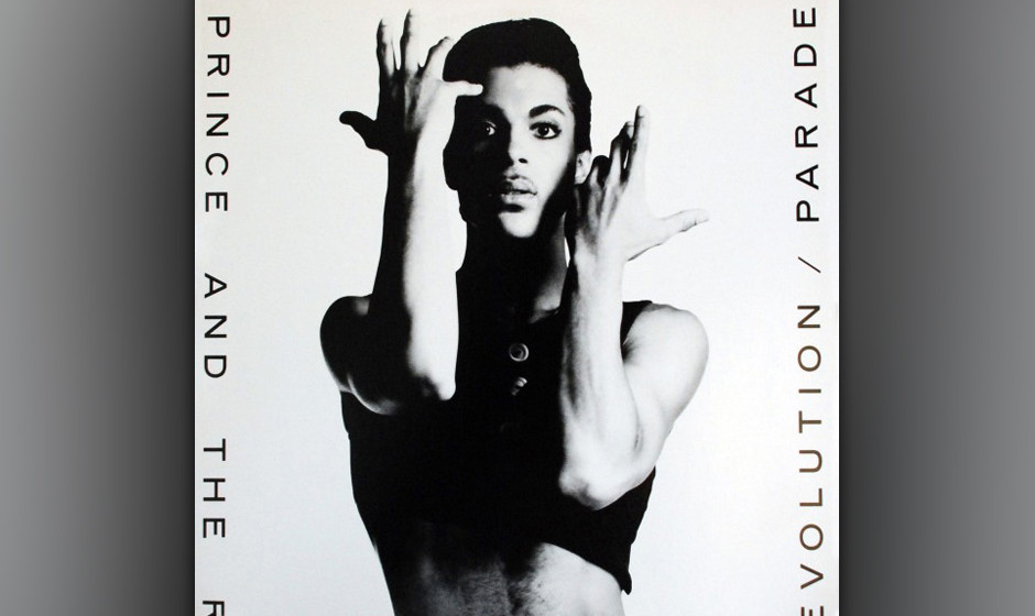 Platz 1: Prince & The Revolution 'Parade'
