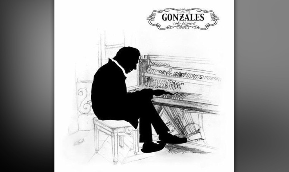 Chilly Gonzales 'Solo Piano II