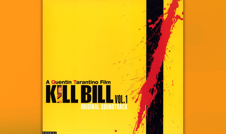 Kill Bill – Volume 1, Musik: The RZA