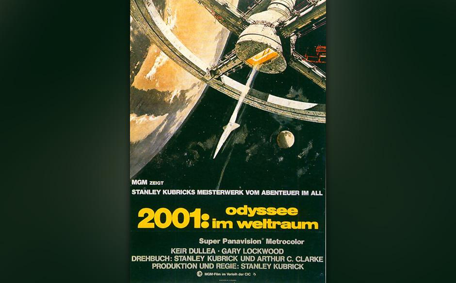 2001: Odyssee im Weltraum, mit György Ligeti, Richard Strauss, Johann Strauß und anderen