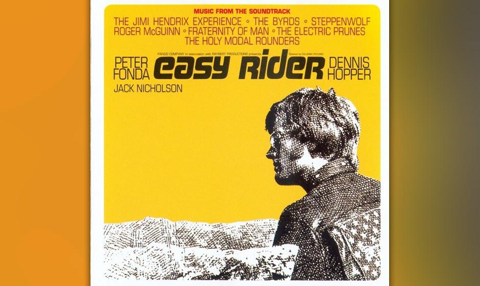 Easy Rider, Musik: Steppenwolf und andere