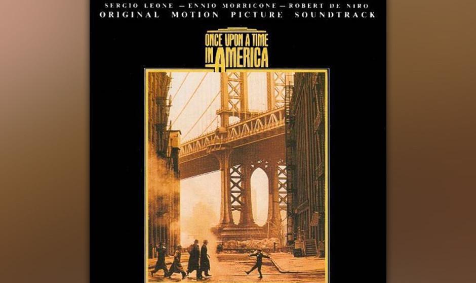 Es war einmal in Amerika, Musik: Ennio Morricone