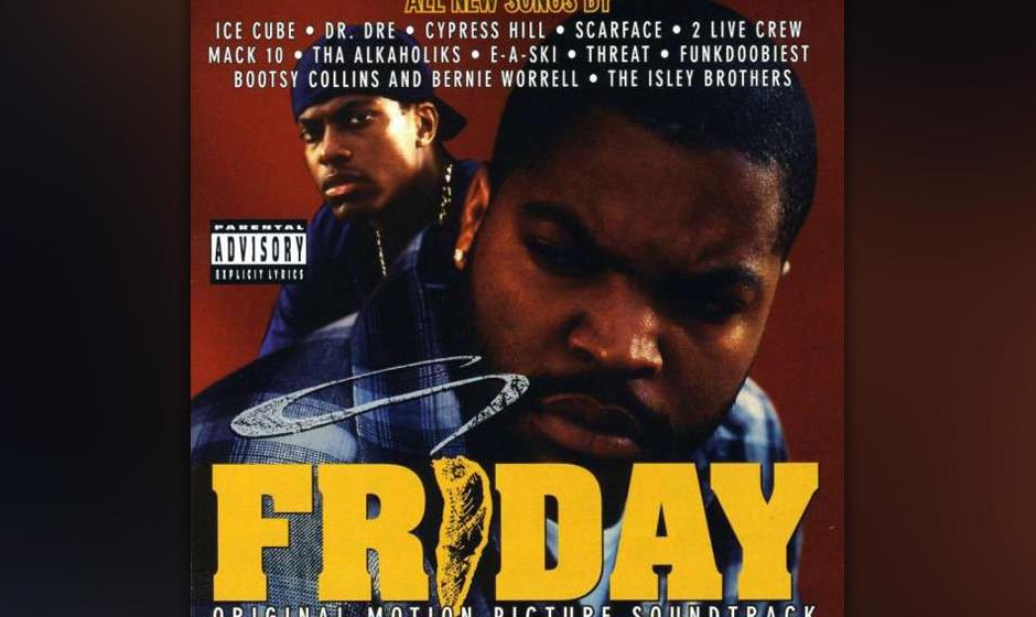 Friday, Musik: Ice Cube u.a.